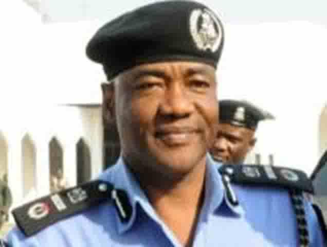 Mohammed Dikko Abubakar, the Inspector-General of Police, Nigeria.