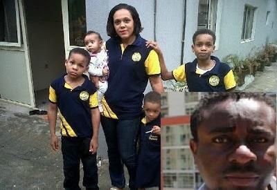 Emeka Ike's Family
