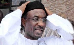 Suspended CBN Governor, Sanusi Lamido Sanusi