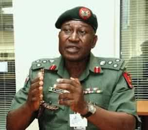 Director of Defence Information, Major-General Chris Olukolade