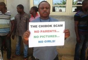 Chibok Is A Scam