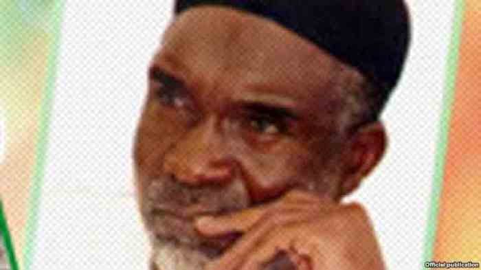 Ex-Gov Nyako