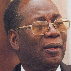 Cameroun's Vice Prime Minister Amadou_Ali