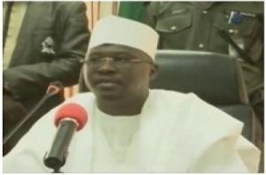 Adamawa State Acting Governor, Ahmadu Fintiri