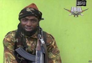 Current Abubakar Shekau
