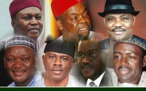 GEJ ministers quit
