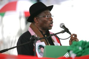 PRESIDENT-GOODLUCK-JONATHAN-ADDRESSING-HIS-SUPPORTERS-DURING-THE-DECLARATION