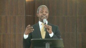 *Pastor Yemi Osinbajo