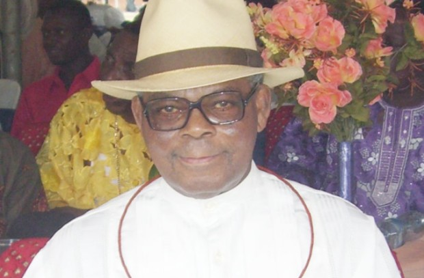 Delta's First Executive Governor, Ibru Dies At 80 1